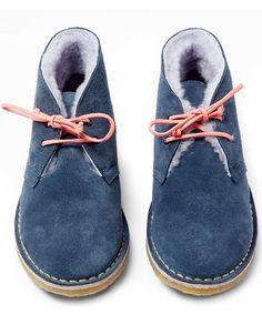 Sophia Webster Navy Delilah Desert Suede Ankle Boots   Liberty.co.uk