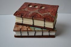 This writer describes how to make a ceramic book cover! And oh Hollanders, how I miss Hollanders ...