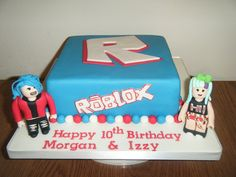 Image result for roblox birthday cakes