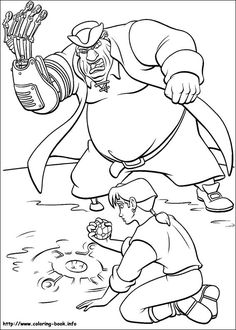 free treasure planet coloring page treasure planet coloring pages 11 printable coloring page - Planet Coloring Pages