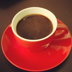Pronto, #café #passadonahora com aquele sabor de #Melitta. Hmmmm. #coado