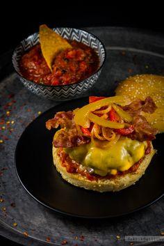 Tex-Mex-Burger  #sakrikoestlich #Burger