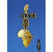 Live 8: July 2nd, 2005 - 4 Disc Music DVD