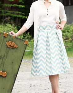 Need this skirt or learn how to make one. LOL