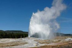 Sure, your kids may have heard of Old Faithful, but do they know that Yellowstone National Park is home to some 10,000 other thermal features? Description from minitime.com. I searched for this on bing.com/images