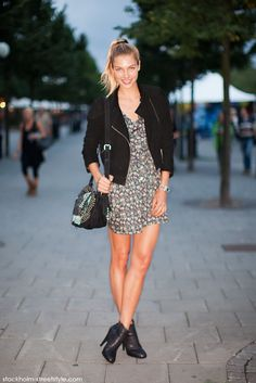 Jess Hart (Stockholm Street Style)