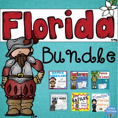 Florida History Bundle by White's Workshop | Teachers Pay Teachers