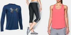 Under Armour Outlet Sale! Prices Marked Down 40% Or More! http://heresyoursavings.com/armour-outlet-sale-prices-marked-40/