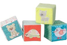 Sophie la girafe® Early learning cubes