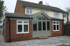 Image result for gable end kitchen extension