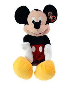 18'' Mickey Mouse Plush Toy