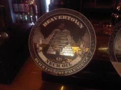 Cerveja Beavertown Neck Oil, estilo American Pale Ale, produzida por Beavertown Brewery, Inglaterra. 4.3% ABV de álcool.