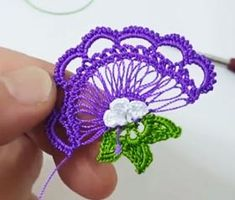 I have shared with you # liar # needle # needlework # now # i will share # really # very # beautiful # # with you # liar # needle # crochet # lace making # – crochet pattern Lace Flowers, Crochet Flowers, Crochet Lace, Flower Patterns, Crochet Patterns, Crochet Unicorn Hat, Tatting, Colored Hair Tips, Flower Hats