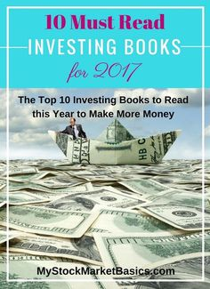 With the next stock market crash around the corner, can you afford NOT to read some of the top investment books? Great investing books for beginners, stock traders and for anyone that wants to win the stock market game. Stock Market Investing, Investing In Stocks, Investing Money, Real Estate Investing, Investment Tips, Investment Books, Retirement Investment, Investment Companies, Investment Property