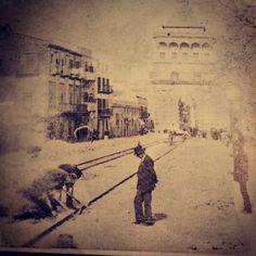 """La confusione di questi due giorni in Corso Calatafimi, per il lavoro sul suo ponte dedicato al nuovo """"Sistema Tram"""", ha lasciato Palermo un po' sconvolta."""