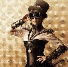 steampunk woman - Google-haku