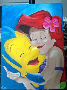 #PinkyArt #Ariel