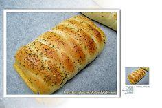 何師奶《全職煮婦生活逸事+烹飪分享》: 手搓麵包之 ~ 暴肥的《火腿蛋餐包》(附食譜) Wakakakaaaaaa~