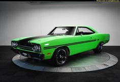 PLYMOUTH GTX 440 6 Pack