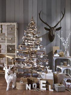 Préparer Noël dans un style scandinave