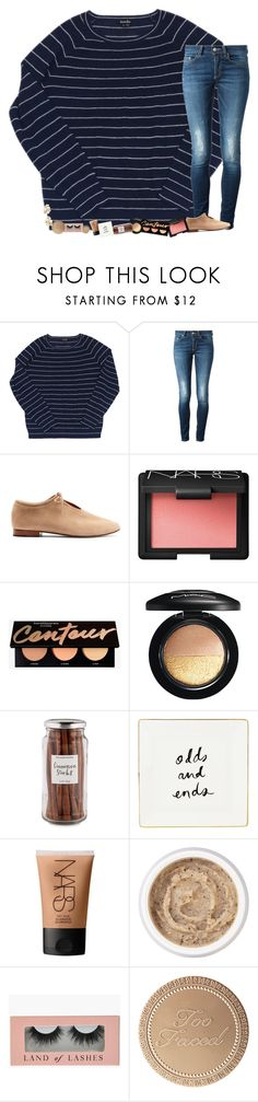 """Gilmore girls reruns are the best"" by mac-moses ❤ liked on Polyvore featuring Steven Alan, Dondup, Martiniano, NARS Cosmetics, MAC Cosmetics, Williams-Sonoma, Kate Spade, Aromatherapy Associates and Too Faced Cosmetics"