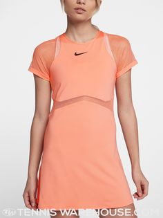 Nike Women's Spring Maria Dress Tennis Wear, Tennis Dress, Tennis Clothes, Nike Outfits, Sport Wear, Stylish Outfits, Beauty Women, Active Wear, Nike Women