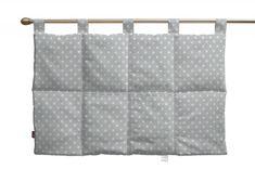 Wezgłowie na szelkach w kolekcji Ashley, tkanina: 137-67