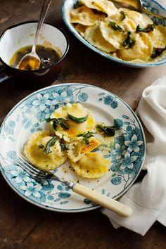 Sätt guldkant på vardagen med hemgjord ravioli, mycket enklare än du tror!