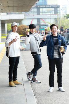 Peniel, Sungjae & Changsub