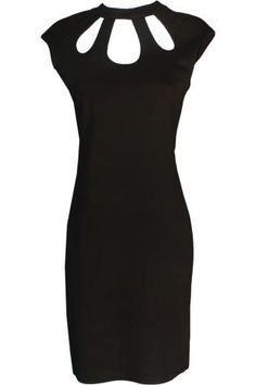 Black Sleeveless Dress with Cut Out Neck $55 http://media-cache1.pinterest.com/upload/186266134558367616_w3edo0yD_f.jpg ustrendy lbd
