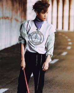 Kai Love Me Right Teaser Picture Colour Verison pt 2