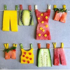 Food Art For Kids, Cooking With Kids, Kids Food Crafts, Food Kids, Cooking Tips, Diy Crafts, Breakfast Photography, Food Photography, Baby Food Recipes
