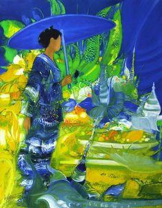 Gerard Le Nalbaut art