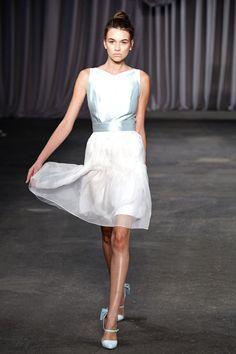 Christian Siriano Spring 2013 Ready-to-Wear Fashion Show