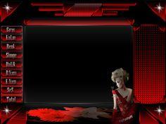 Flatcast 2014 Fcp Radyo Temaları,Papatyalı kırmızı tema