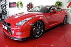 Another GTR Recaro Edition just arrived.