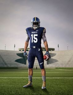 """""""Go NAVY Beat Army !!!""""  Navy's uniform for 2015 Army vs Navy game."""