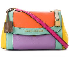 cc590215196 Marc Jacobs mini Boho Grind bag (13 035 UAH) ❤ liked on Polyvore featuring  bags