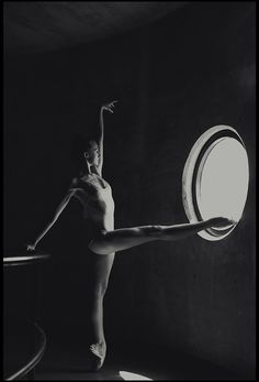 Leslie Theisen, ballerina at the Jacob School of Music Bloomington, Indiana May, 2013 By Eduardo Izquierdo