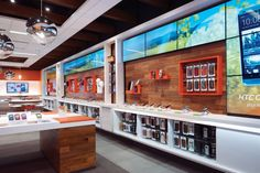 AT&T Ridding Some Retail Stores of Cash Register, Counters and Other Clutter