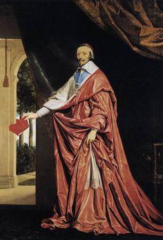 Philippe de Champaigne, Cardinal Richelieu, c. 1639