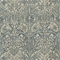 The Original Morris & Co - Arts and crafts, fabrics and wallpaper designs by William Morris & Company | Products | British/UK Fabrics and Wallpapers | Bluebell (DM6F220329) | Morris Archive Prints
