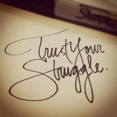 Trust. ..