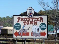 Frontiertown ocean city maryland photos - Google Search