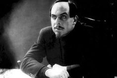 """Rudolf Klein-Rogge, """"Spione"""" (Spies), directed by Fritz Lang, 1928"""