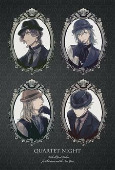 Quartet Night *_*