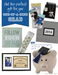 Get the perfect graduation #gift for your one-of-a-kind grad