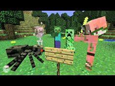 Siege on Castle Steve - Minecraft video by J!NX - YouTube