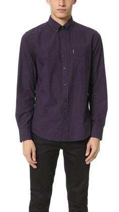 Ben Sherman Gingham Shirt