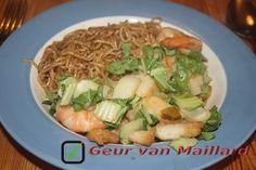 Oosters visschoteltje - \geur van Maillard - www.maillard.nl